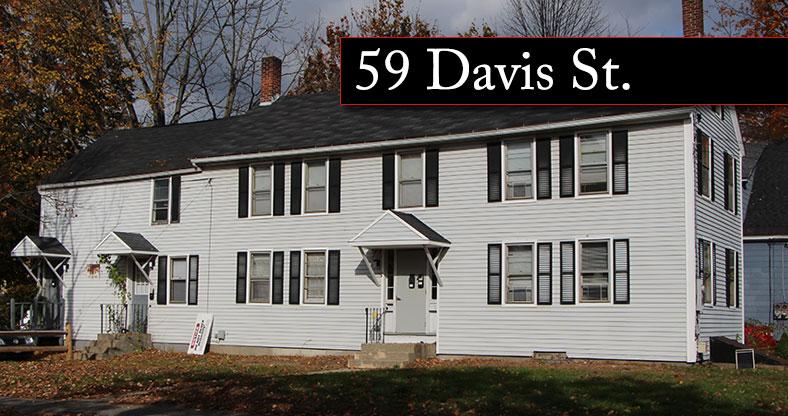 59 Davis Street