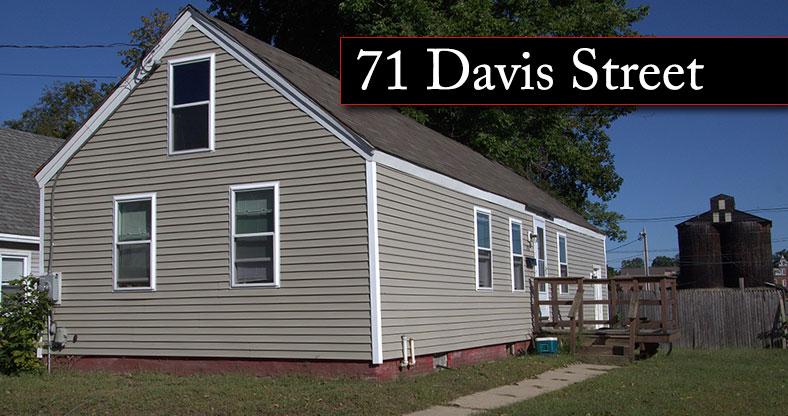 71 Davis Street