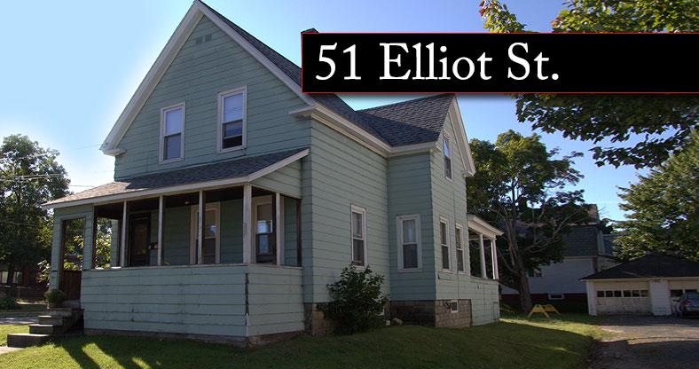 51 Elliot Street