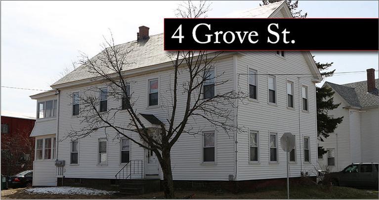 4 Grove Street