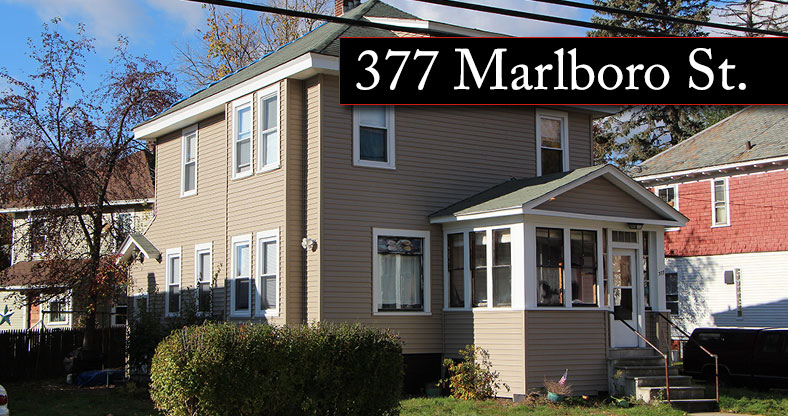 377 Marlboro Street