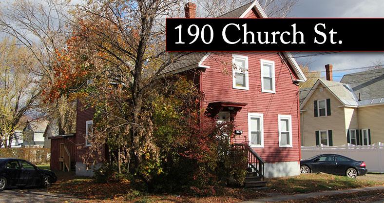 190 Church Street