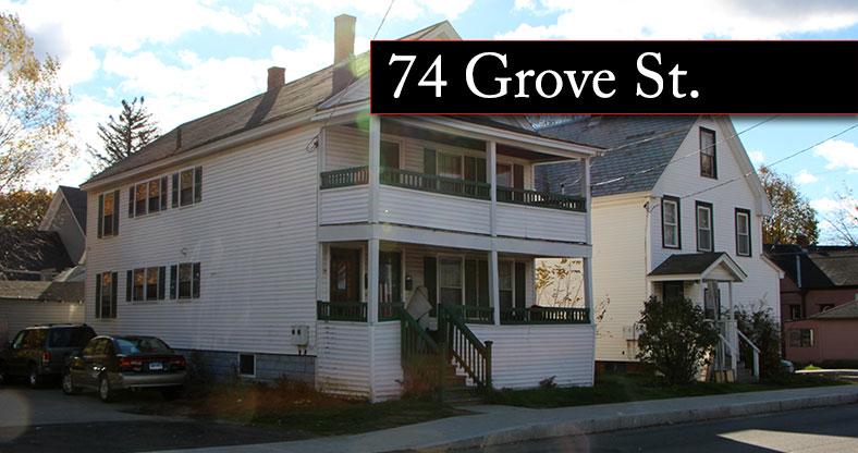 74 Grove Street