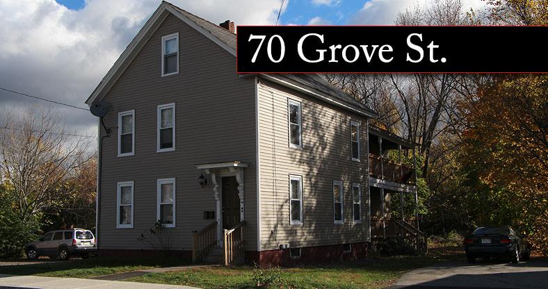 70 Grove Street