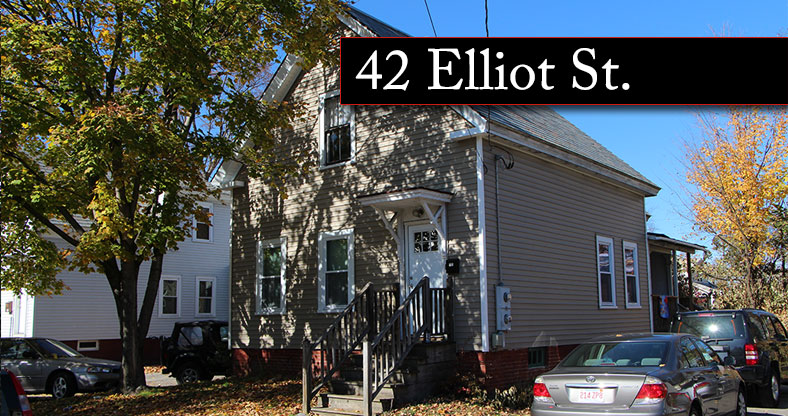 42 Elliot Street