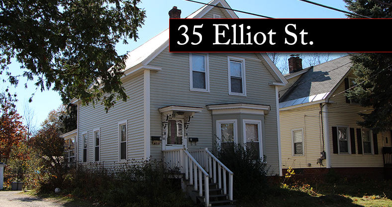 35 Elliot Street
