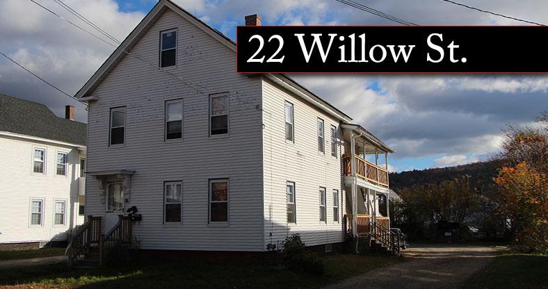 22 Willow Street
