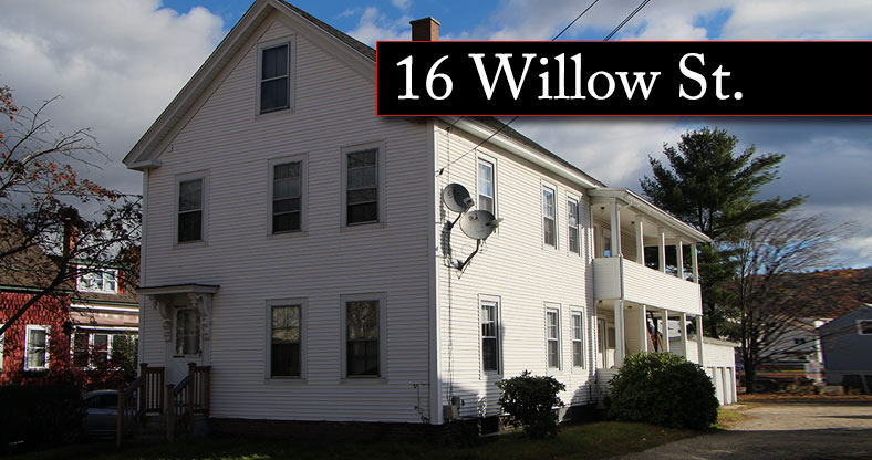 16 Willow Street