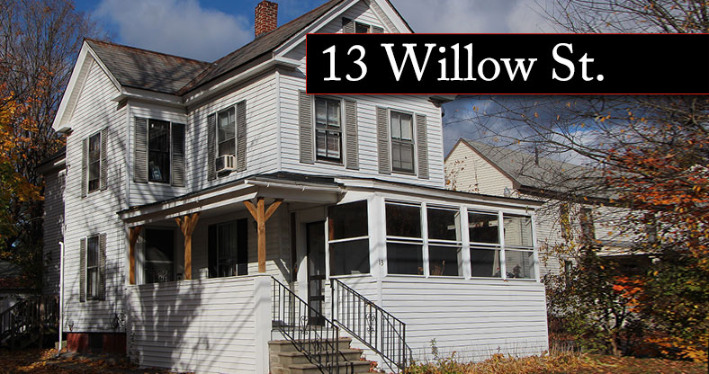 13 Willow Street