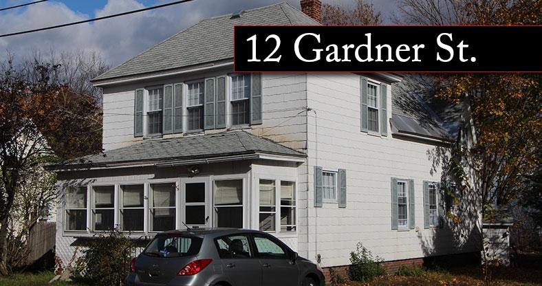 12 Gardner Street