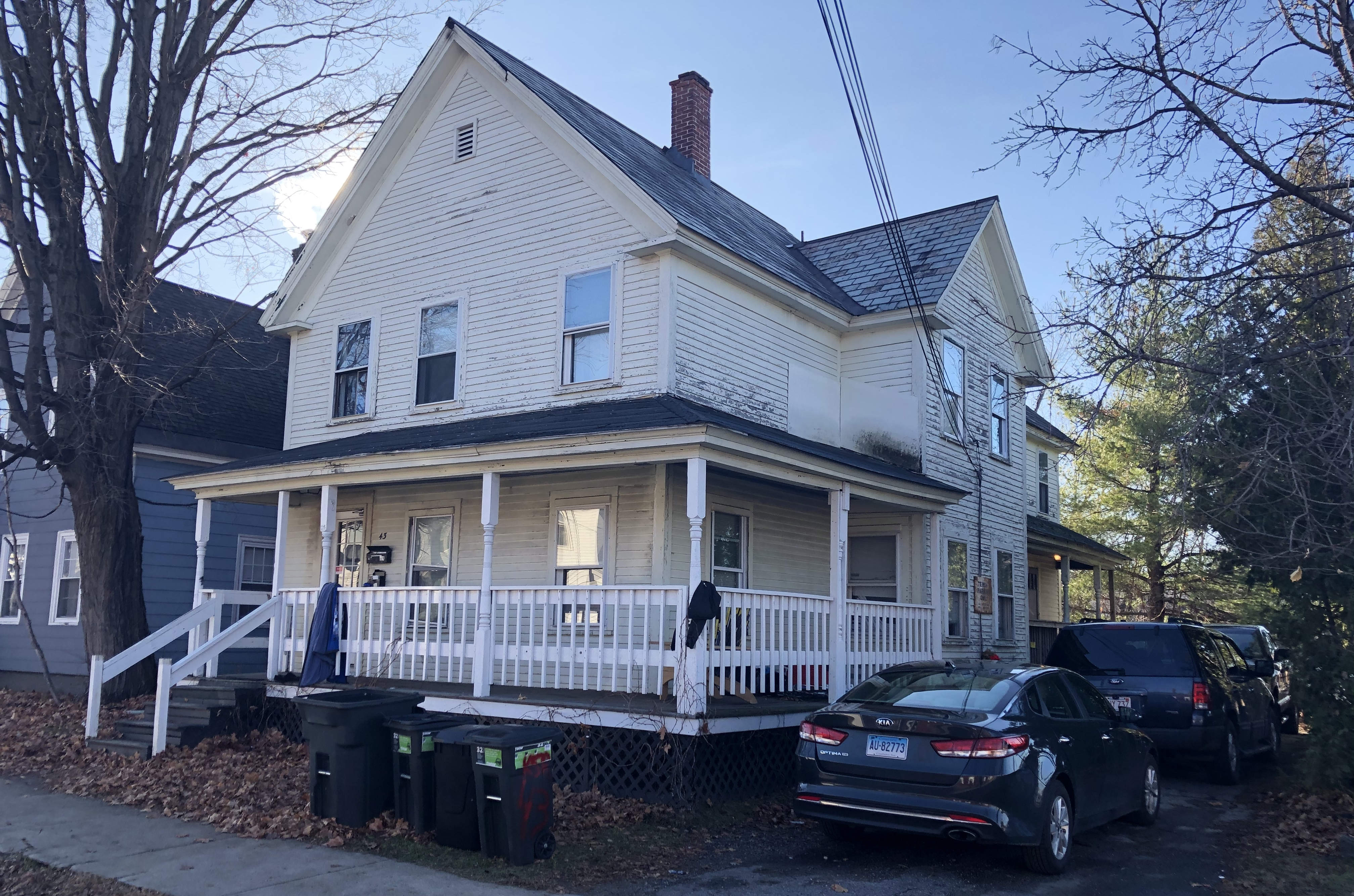 43 Wilson Street Keene State College Student Rentals